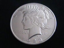 "MDS USA ONE DOLLAR 1923 ""PEACE-DOLLAR"", SILBER  #31"