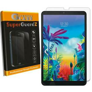 """SuperGuardZ Tempered Glass Screen Protector Guard Shield For LG G Pad 5 10.1"""""""