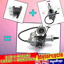 Mikuni Motorcycle Carburettors