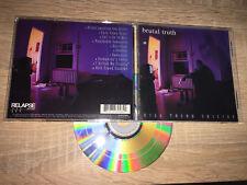 BRUTAL TRUTH - KILL TREND SUICIDE    CD