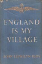 "JOHN LLEWELYN RHYS - ""ENGLAND IS MY VILLAGE"" - RAF PILOT KILLED IN ACTION (1941)"
