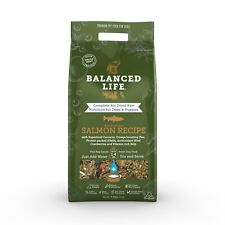 Balanced Life Air Dried Grain Free Single Protein Dog Food - Salmon - 3.5kg