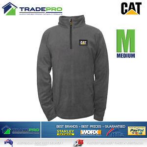 Caterpillar CAT® Workwear Active Soft Shell Work Jacket Tradies Black & 1/4 Zip