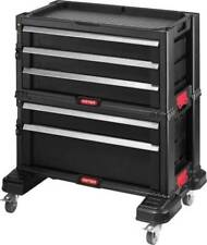 Chariot à outils servante KETER 237007 5 tiroirs sur roulettes *NEUF*