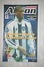 West Brom v Crewe Programme 5th Mar 1999