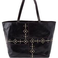 NWT New HOBO INTERNATIONAL Specter Studded Handbag Purse Shoulder Bag Black XL