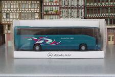 MB 0 404 RHD autobús chocó-Official Car of iaaf - 1993 en embalaje original (Wiking/ap/m 92