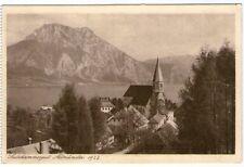 Alte SW Ansichtskarte von Altmünster im Salzkammergut von 1922   (974)
