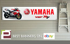 Yamaha R7 YZF Workshop Garage Banner, R1, R6, BR39