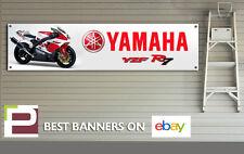 Yamaha R7 YZF Workshop Garage Banner, R1, R6, BR39