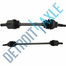 Both (2) Front Driver and Passenger CV Axle Drive Shaft for HYUNDAI & KIA 2.4L
