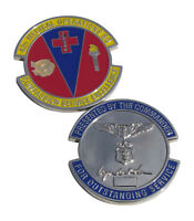 US Air Force 42D Medical Operations SQ Challenge Coin