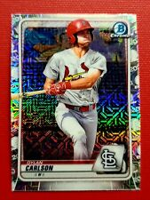 2020 Bowman Chrome Prospects Mojo Refractors ~ You Pick (151-250)  New 🔥🔥🔥