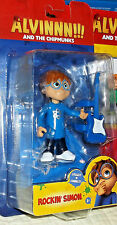 2016 Mattel Alvinnn and the Chipmunks 3 Inch Rockin' Simon With Instruments 3+