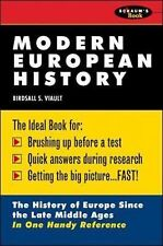 Schaum's Outline of Modern European History by Birdsall S. Viault (1990,...