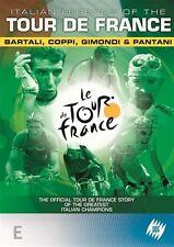 Italian Legends Of The Tour De France (DVD, 2007) New  Region 4