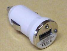 Lot 10 x USB Car Boat Charger Adapter 12V DC to 5V 1A 4 Phone MP3 Lighter Socket