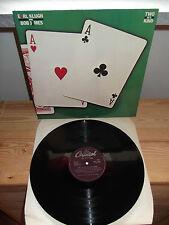 "BOB JAMES & EARL KLUGH  ""Two Of A Kind"" LP CAPITOL UK 1982 - GATEFOLD"