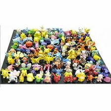 Pokemon Action Figures, 144-Piece, 2-3 cm - New, Fast Free Shipping