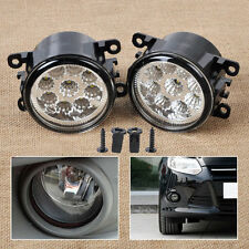 2stk LED Nebelscheinwerfer Nebel Licht für Ford Focus Nissan Suzuki Honda Subaru