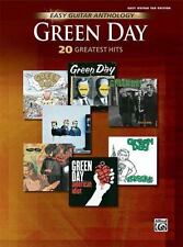 NEW Hal Leonard Green Day Anthology Easy Guitar Tab Songbook