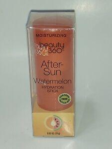 Beauty 360 Aftersun Hydration Stick 0.63 oz Watermelon New paraben free