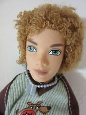 2002 BARBIE MY SCENE Bryant SPRING BREAK 1st Appearance curly Hair RARE - DD