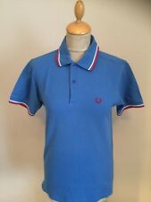FRED PERRY POLO SHIRT TOP SIZE  XS  SKINHEAD MOD