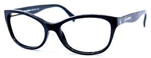 Dolce & Gabbana DG3136 2525 Eyeglasses Black Leopard Frame Only 53-16-140