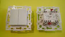 Arnould ESPACE - 60102 - Double Interrupteur Va et Vient - Vente à l'unité