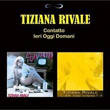 Tiziana Rivale - Contatto: Ieri Oggi Domani [New CD] Italy - Import