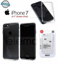 Genuine SKECH Crystal Transparent Shock Absorbent Clear Case for iPhone 6 6s
