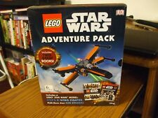 LEGO Star Wars Adventure pack,With 64 PIECES- Poes X-Wing Fighter!MINT IN BOX !!