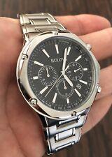 BULOVA Chronograph Mens Watch  (96B247) - New with Box