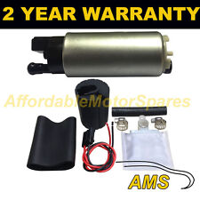 FOR MITSUBISHI ECLIPSE 2.0I 16V 2000 GT IN TANK ELECTRIC FUEL PUMP UPGRADE + KIT