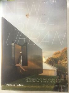 New Suburban: .. Family Home Aust  New Zealand, Harrison (HC 2013) Architecture