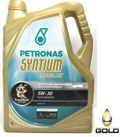 5W-30 Petronas Synthium 5000 AV Motoröl/ 1 x 5 Liter /  Mercedes, VW, Porsche