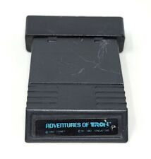 Adventures of Tron (Atari 2600) Game Cartridge CLEANED & TESTED