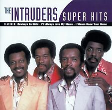 THE INTRUDERS : SUPER HITS / CD - TOP-ZUSTAND