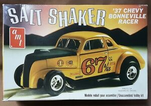 AMT 1937 Salt Shaker Chevrolet Bonneville Racer 1/25 Plastic Model # 3005