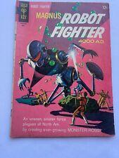MAGNUS ROBOT FIGHTER 4000 AD #14 Gold Key Comics 1966