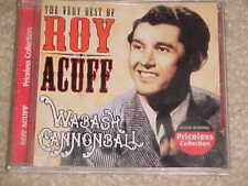 Very Best of Roy Acuff: Wabash Cannonball by Roy Acuff (CD, Mar-2006, Collectabl