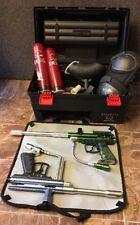 Paint Ball Fun Duo Gun Kit Spyder Victor VZ Orion Diabolik Equipment Case
