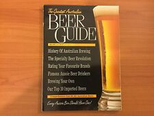 The Greatest Australian Beer Guide (Magazine Style)