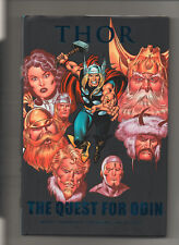 Thor: The Quest For Odin - Hardcover - (Grade 9.2) 2010