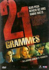 "DVD ""21 grammes"" sean penn  neuf sous blister"