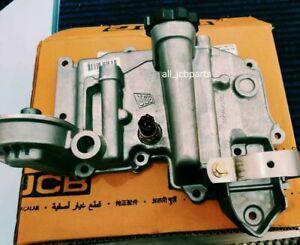 Genuine Jcb 6P VAVE OIL COOLER (PART NO 320/A4250)