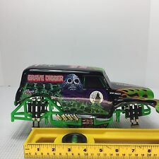 Grave Digger 1:15 Scale RC Truck Body Shell Frame Radio Control