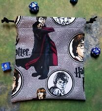 Harry Potter Characters dice bag