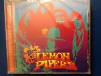 LEMON. PIPERS.        BEST. OF THE. LEMON. PIPERS.       TWENTY. TRACKS.